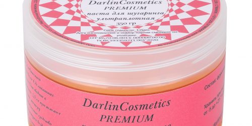 Ультраплотная паста для шугаринга «DarlinCosmetics» PREMIUM